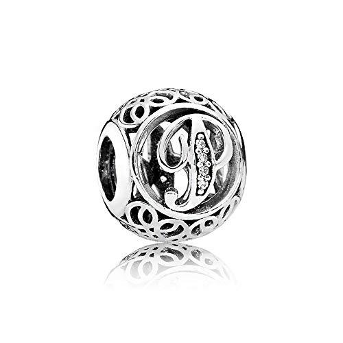 Lovena  -    Sterling-Silber 925 (Pandora Charm Armband Perlen)