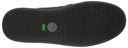 Timberland Men s Groveton CH Fashion Sneaker Black Nubuck 10 5 M US