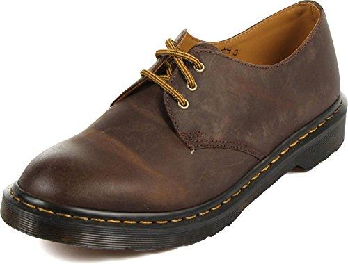 Dr.Martens Dorian Basse Chaussures Brun miel Men's Fund saison printemps-été 2014