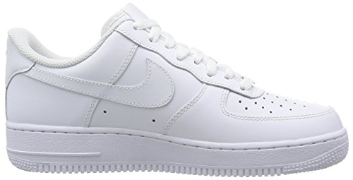 Nike Unisex Adulto Air Force 1 07 Basso-top Bianco