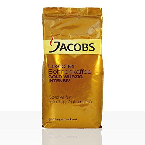 Jacobs Vending Gold würzig intensiv 500g Instant-Kaffee