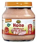 Holle Bio Rindfleisch (6 x 125 gr)