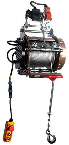 Warrior WW220VSH800 Industrie Housse de Levage de Grue 800 kg 220 V Conforme à la Norme en 14492:2