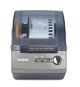 Brother P-touch QL560 Étiqueteuse 300 x 300 dpi, USB 1.1