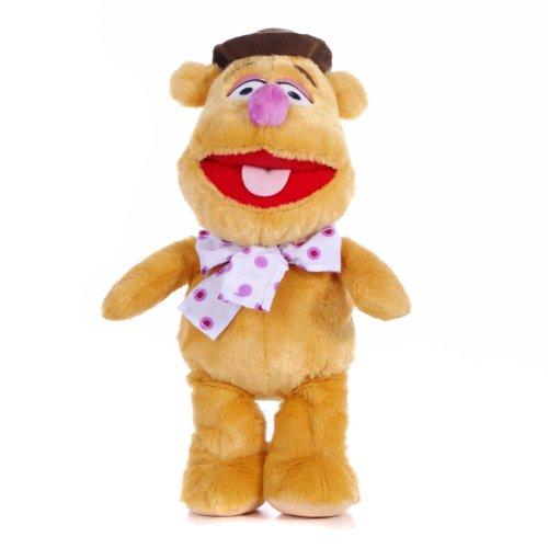 "Muppet Flopsies 8"" Plush Toys *FOZZY BEAR* (Inviato da UK)"
