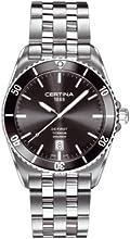 Comprar Certina C014.410.44.081.00 - Reloj para hombres, correa de titanio color plateado