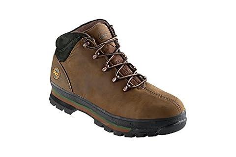 Chaussures de sécurité Timberland Pro Splitrock S3 SRB brown