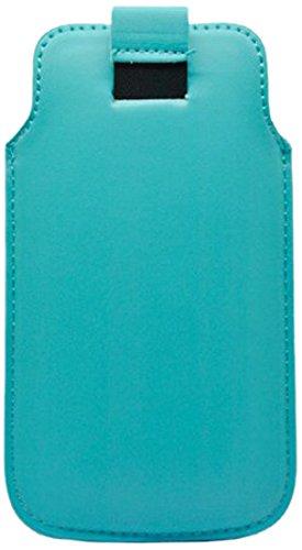 phonedirectonline Schutzhülle mit Holster (für Nokia C2-05, Kunstleder, mit Lasche zum Herausnehmen)