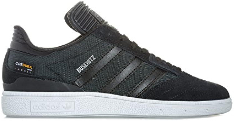adidas Herren Busenitz Fitnessschuhe  Schwarz (Negbas/Negbas/Ftwbla 000)  39 1/3 EU