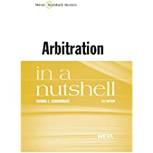 Carbonneau's Arbitration in a Nutshell, 3d