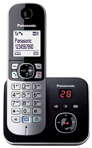 Panasonic KX-TG 6821 Cordless Telephone with Answer Machine