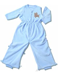 Baby Boum Gimik Fleece Sleeping Bag 1.7 Tog for 12-36 months Sky Blue
