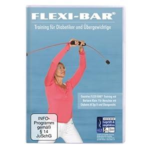 FLEXI-BAR® DVD Diabetes & Übergewicht, mehrfarbig, 1695