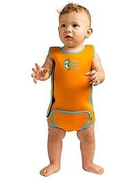 Cressi Warmer Bañador, Unisex bebé, Naranja, 6/12 Meses