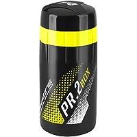 RaceOne Bidón Porta-Objetos Pr2 Box, Ideal para Bicicleta Race, 500ML de Capacidad, Color Amarillo Fluorescente