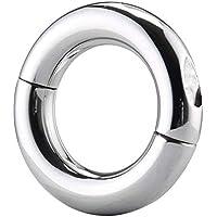 Kinxor Edelstahl sicher starke verzögerung ring o ring verbesserung massage spielzeug für männer (s-34mm) magnetfeldtherapie... preisvergleich bei billige-tabletten.eu