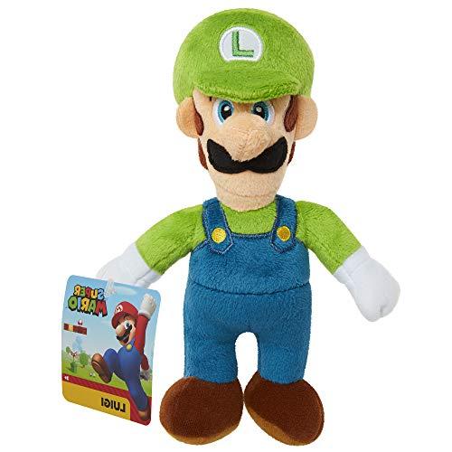 "Luigi - World of Nintendo - 19cm 7.5"""