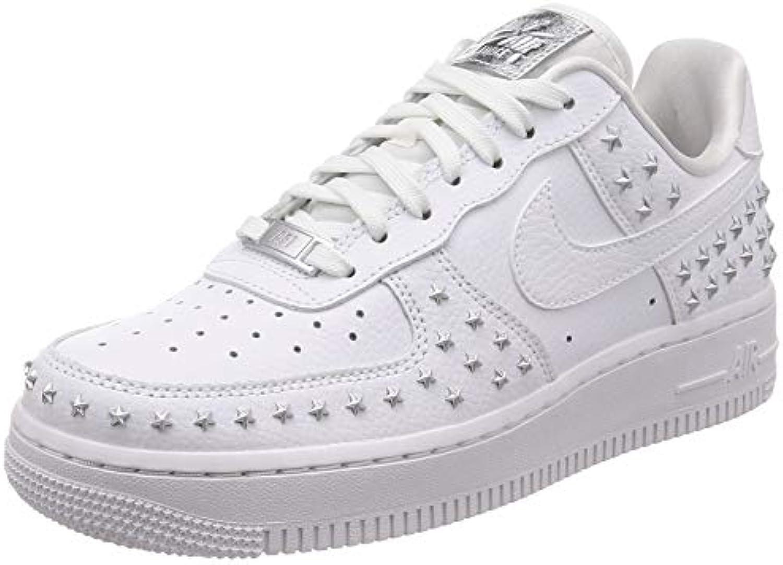 NIKE scarpe da ginnastica ginnastica ginnastica Wmns Air Force 1 '07 XX Bianco argentoo AR0639-100 (38.5 - Bianco)   Tocco confortevole  6efe15