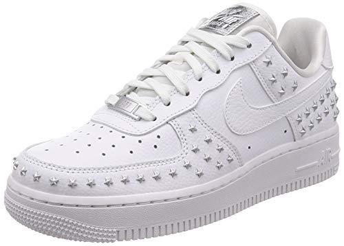 huge selection of 98cbf 46d5d Nike Wmns Air Force 1  07 XX AR0639-100, Sneaker Donna, Weiß