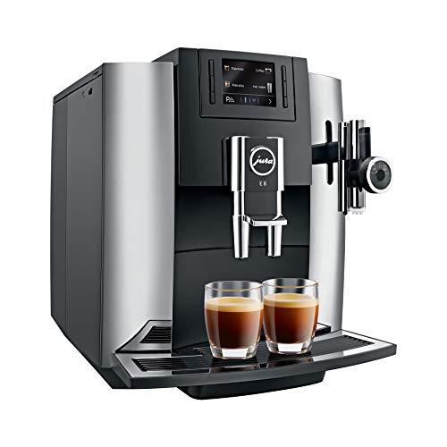 Jura E8 Chrome Kaffeemaschine