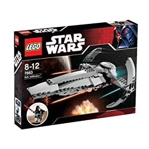 Lego Star Wars 7663 Sith Inflitrator