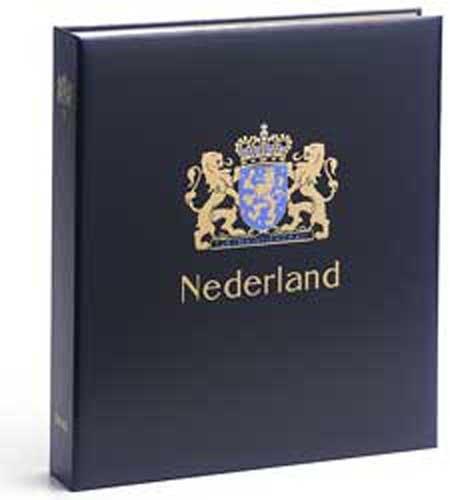 DAVO 143 Luxe binder stamp album Netherlands III