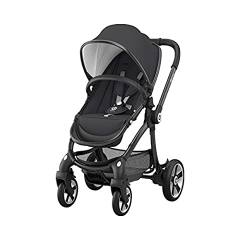KIDDY Evostar Kinderwagen Design 2017