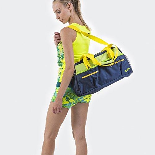 Joma 400216Tasche Streetwear Taschen NAVY-GIALLO