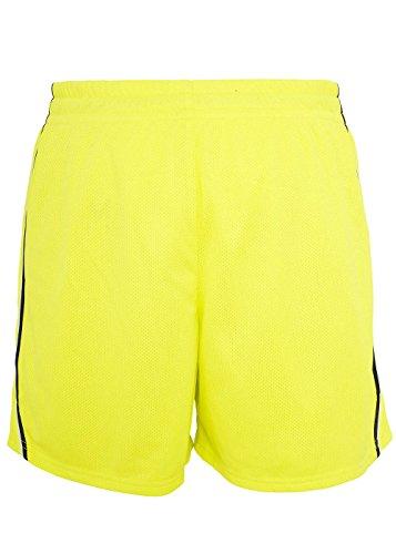 Urban Classics Dance Mesh Yellow / Black yellow
