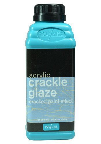 Polyvine : Crackle Glaze : 500 ml - Crackle Glaze