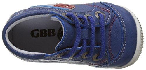 GBB Baby Jungen Pancrace Lauflernschuhe Bleu (Vte Bleu Dpf/Raiza)