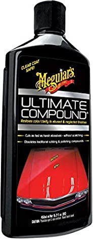 Meguiar's G17216 Ultimate Compound - 15.2 oz. - 2