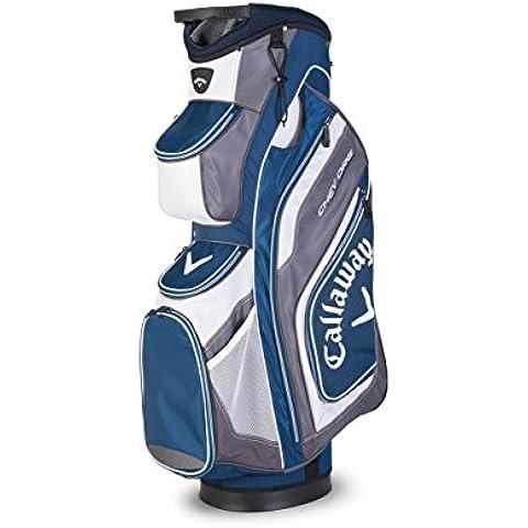 Callaway CG BG CT CHEV ORG - Bolsa para carro de golf