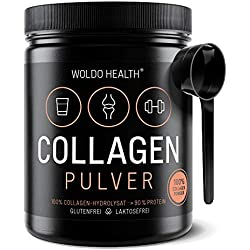 Collagen Powder Organic Grass Fed - 500g Unflavored