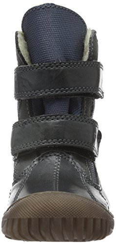 MOVE Tex-boot Mit Wollfütterung, Bottes mi-hauteur avec doublure chaude garçon Gris - Grau (Dark Grey150)