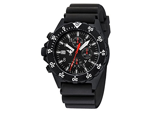 KHS Mens Watch Shooter Chronograph KHS.SHC.DB