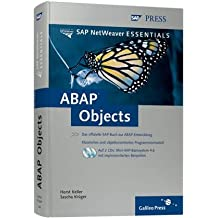 ABAP Objects - Einführung in die SAP-Programmierung, mit 2 CDs (SAP PRESS)