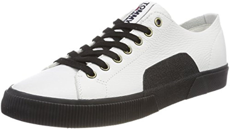 Hilfiger Denim Herren Tj Urban Leather Sneaker