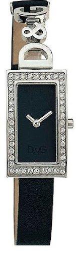 Dolce & Gabbana D&G 3719050047 – Reloj para mujeres color negro