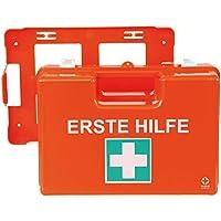 GRAMM medical 418.035.00200 Verbandkoffer DIN 13157, orange, 34 x 12 x 24 cm preisvergleich bei billige-tabletten.eu