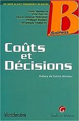 Coûts et décisions