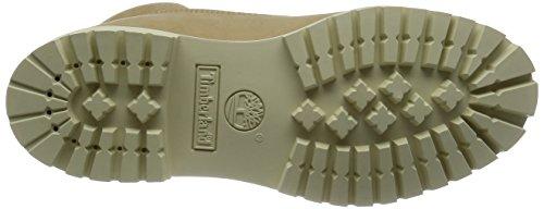 Timberland Unisex-Erwachsene 6 Premium Boot BBL Klassische Stiefel Beige