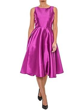 Vero Moda Damen Cocktail Kleid Abendkleid