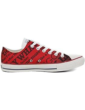 Converse All Star Customized - zapatos personalizados (Producto Artesano) Rebels