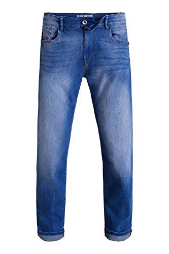 Esprit Mit Heller Waschung, Jeans Homme Bleu - Blau (BLUE MEDIUM WASH 902)