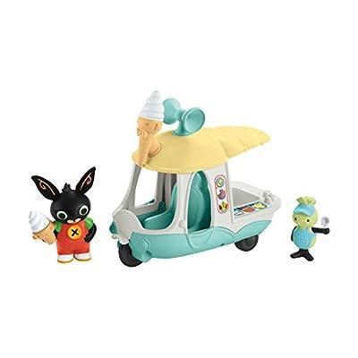 Bing Gilly's Ice Cream Van