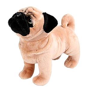 Tomaibaby Peluche Perro Pug Animal