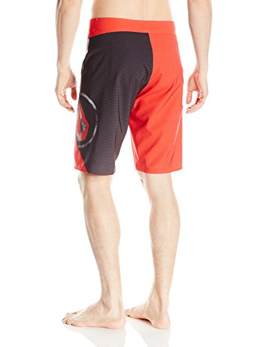 Volcom Liberate Lido Mod - Short - Homme Flash Red