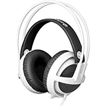 SteelSeries Siberia v3 Gaming Headset - White (Certified Refurbished)