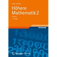 Höhere Mathematik 2: Analysis